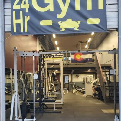 New Gym Outside